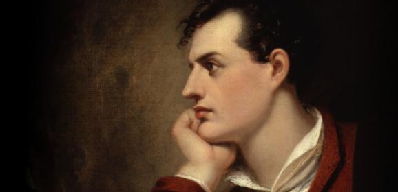 George ByronLord volubile e stravagante