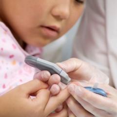 """Un """"polsino"""" per gestire il diabete"""
