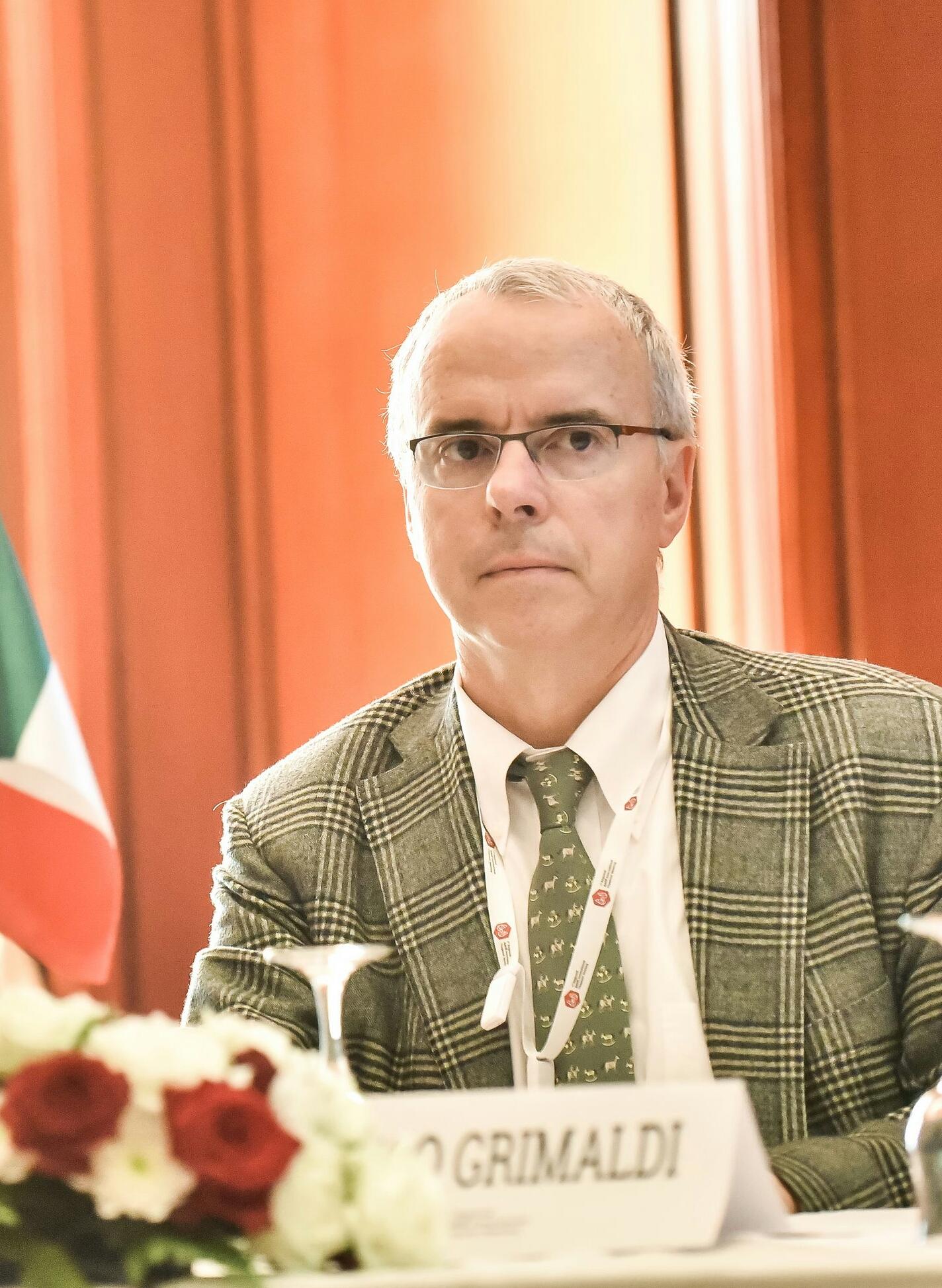 Franco Grimaldi tiroide