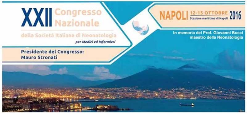 XXII Congresso Nazionale della Società Italiana di Neonatologia
