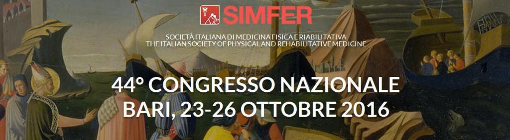 congresso Bari 23 -26 ottobre 2016
