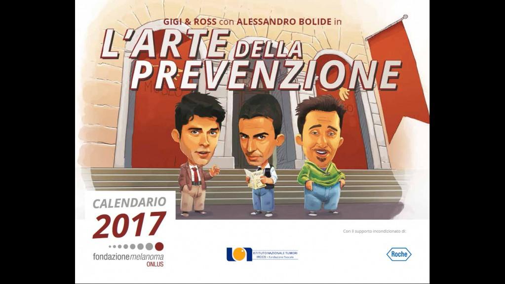 """Fondazione Melanoma: i comici di """"Made in Sud"""" contro il cancro"""