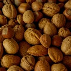 Una manciata di frutta secca al dì protegge dalle malattie