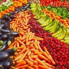 Con i 'coloranti' naturali di frutta e verdura cervello anziani più agile