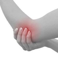 Borsite del gomito: cause e rimedi