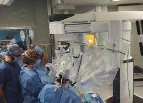 Prelievo di rene in chirurgia robotica avanzata a Padova