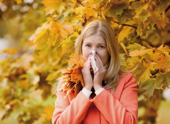 Primavera e allergie stagionali